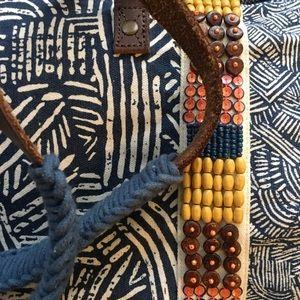 Anthropologie Bags - Anthropologie Jasper & Jeera Teresa Weekender Bag